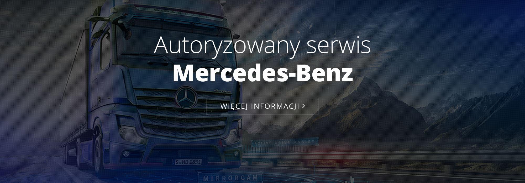 Autoryzowany serwis Mercedes-Benz Dobczyce