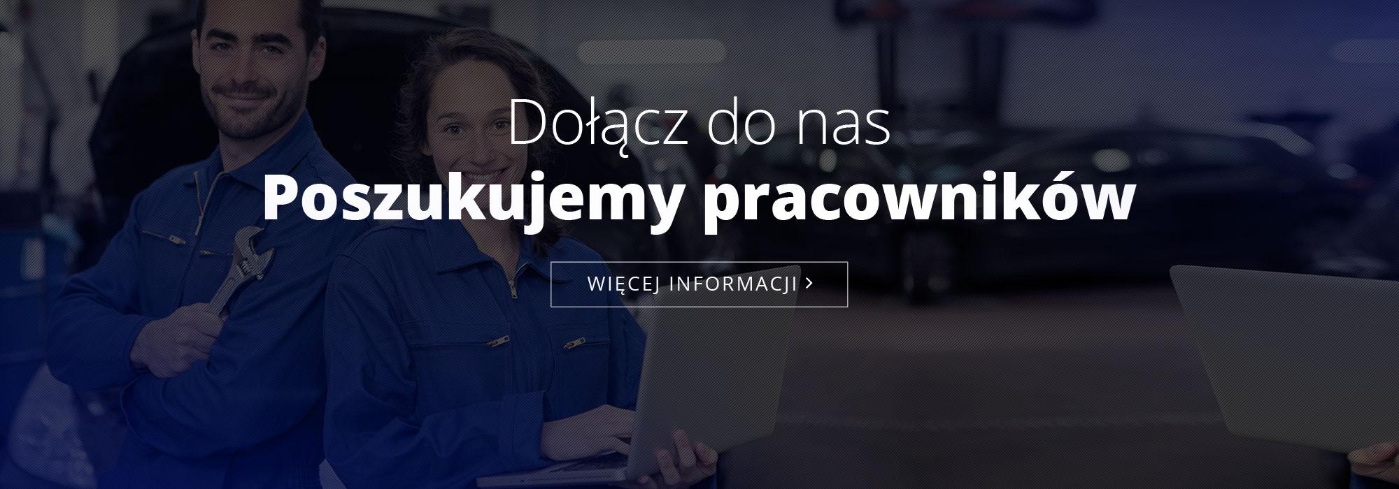 Serwis samochodwy Polimerc szuka Pracowników